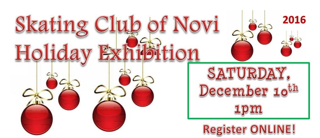 Holiday Exhibition